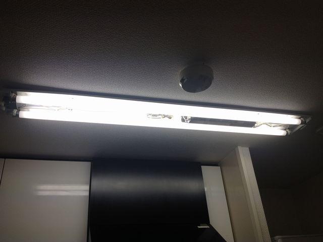 名古屋市昭和区 照明器具取替工事