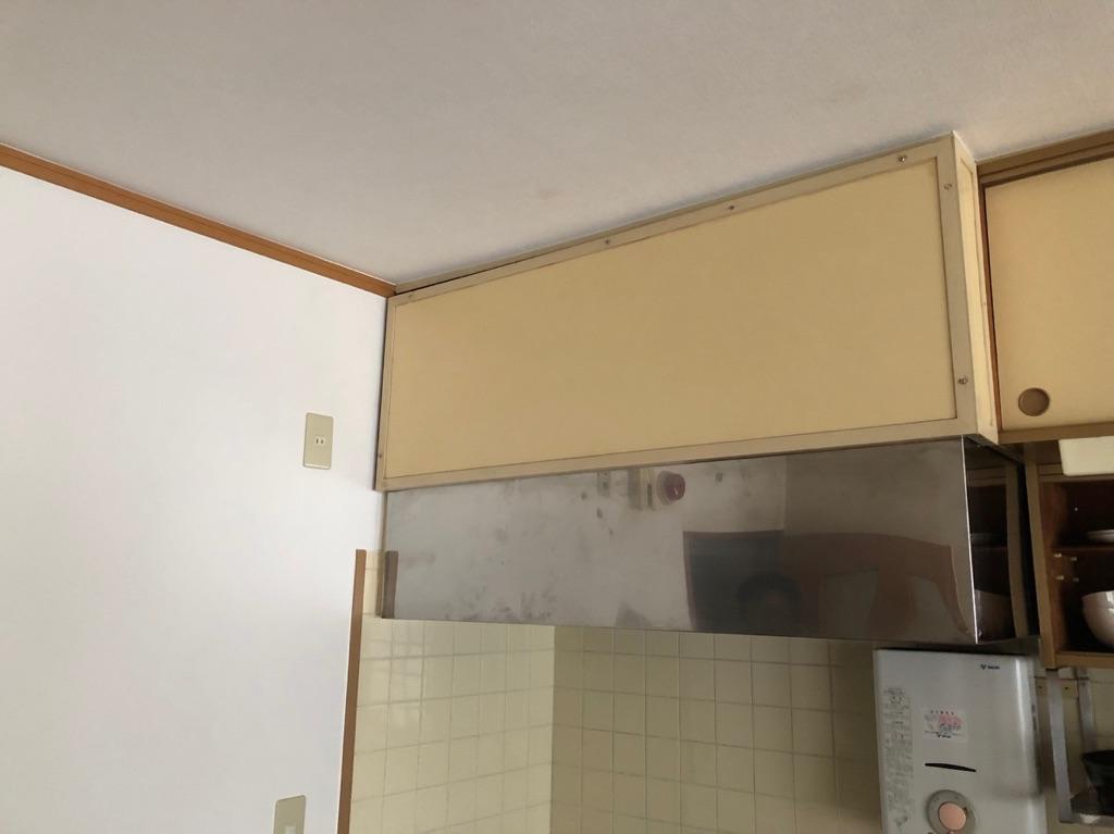 名古屋市西区 マンション換気扇取替の電気工事