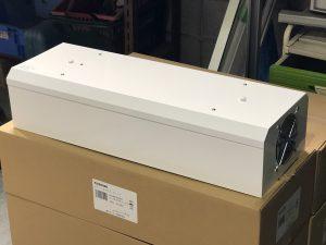 名古屋市港区 空気循環式紫外線清浄機(殺菌灯)取付の電気工事
