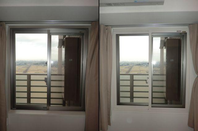 二重窓 樹脂窓インプラス 冬の寒さ対策、結露対策 稲沢市