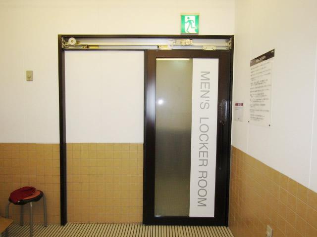 名古屋市瑞穂区 半自動ドア修理